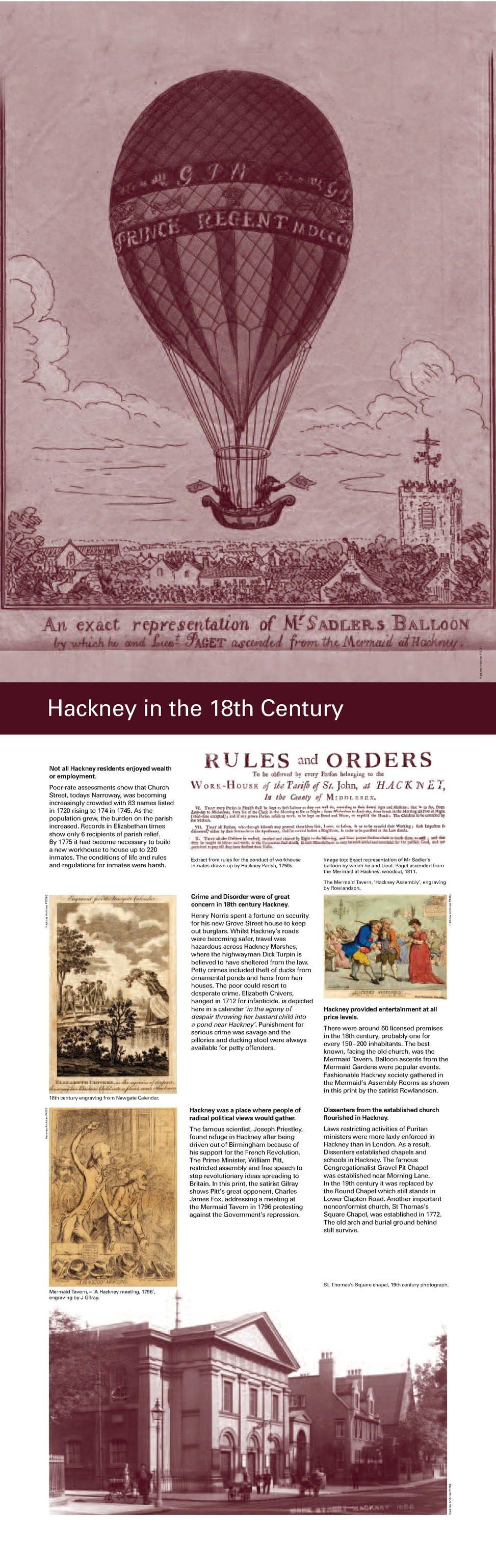 5 HACKNEY THROUGH THE AGES.