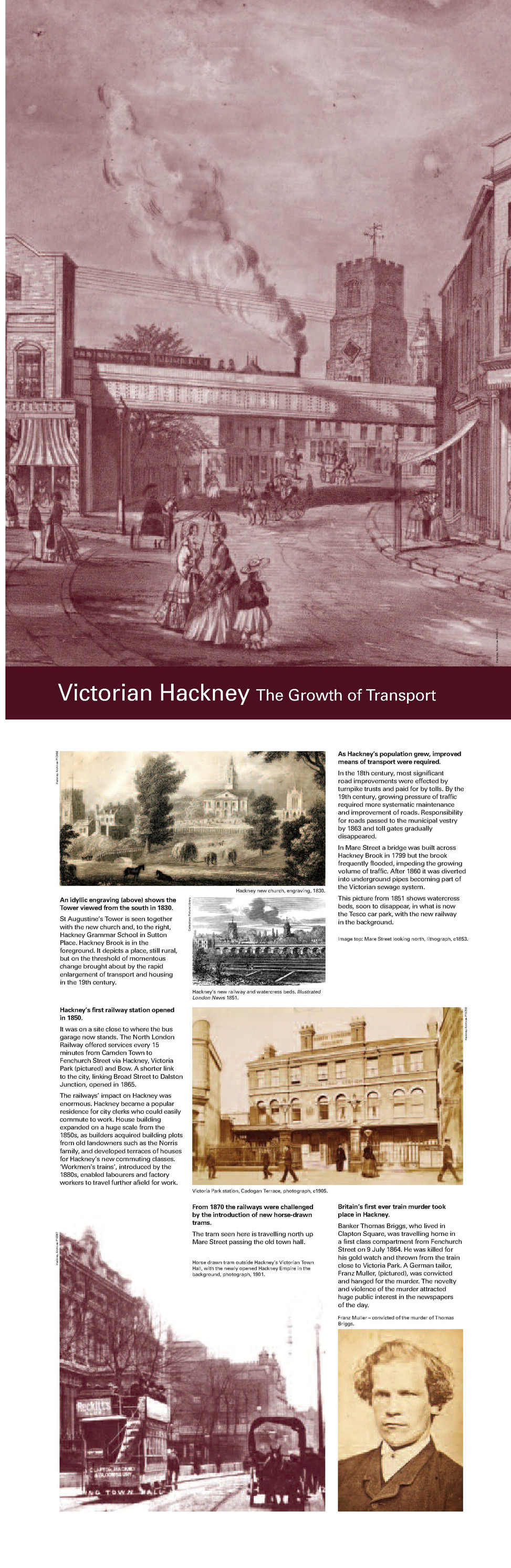 7 HACKNEY THROUGH THE AGES.