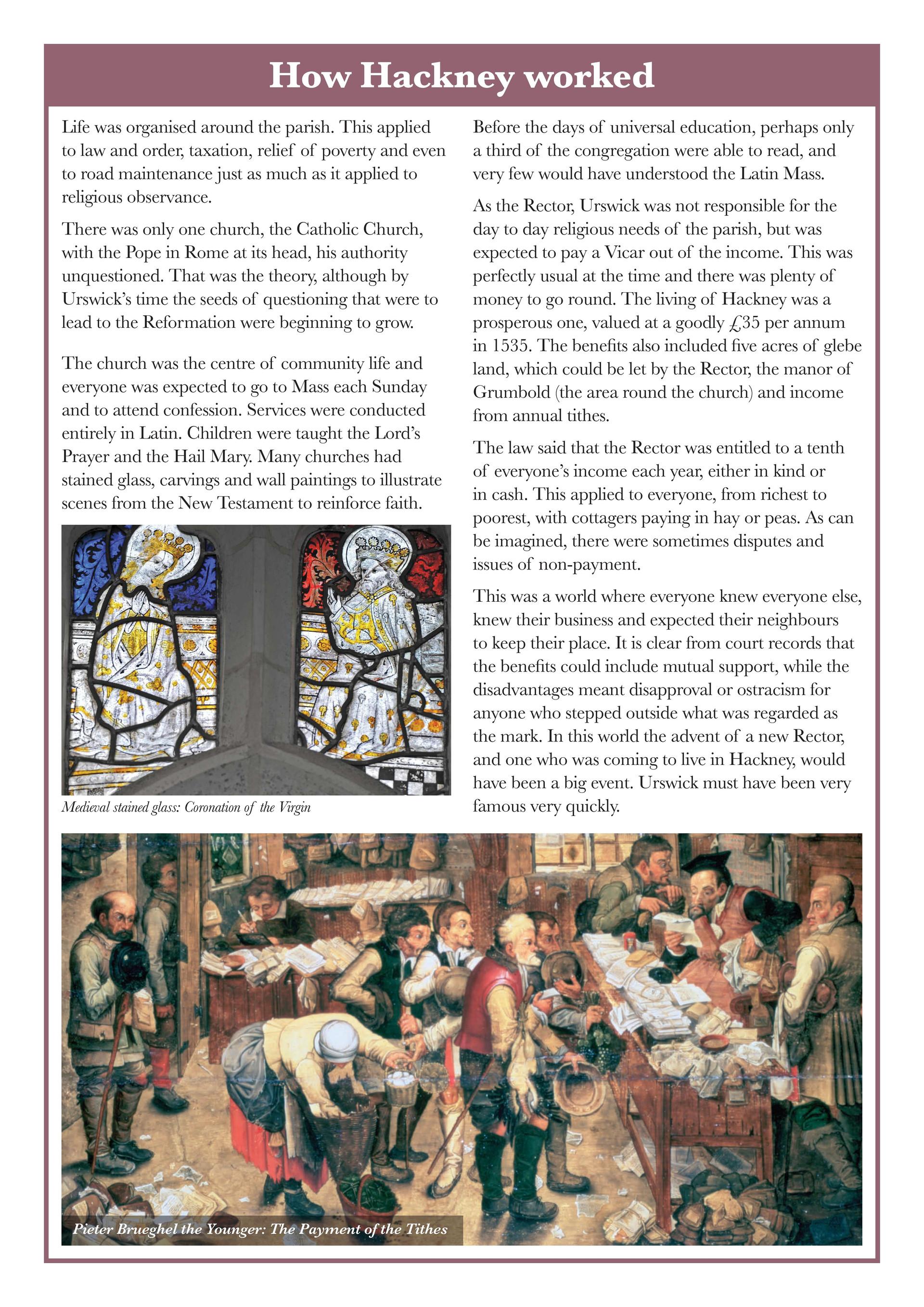 CHRISTOPHER URSWICK'S RESTORATION OF ST. AUGUSTINE'S CHURCH /4