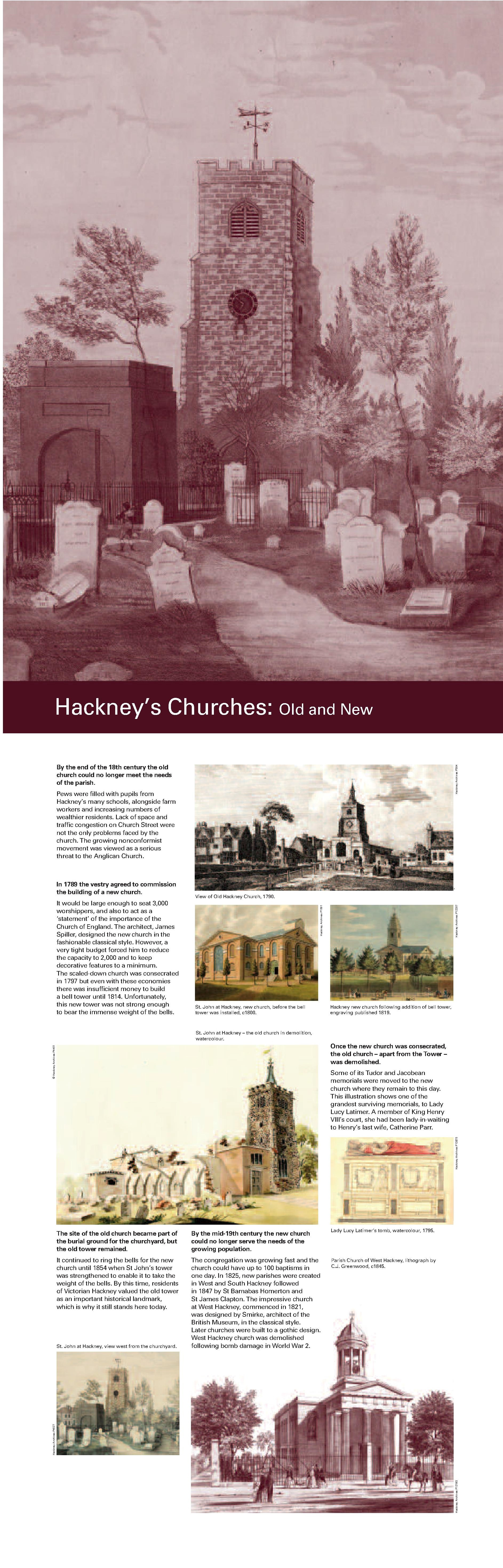 6 HACKNEY THROUGH THE AGES.