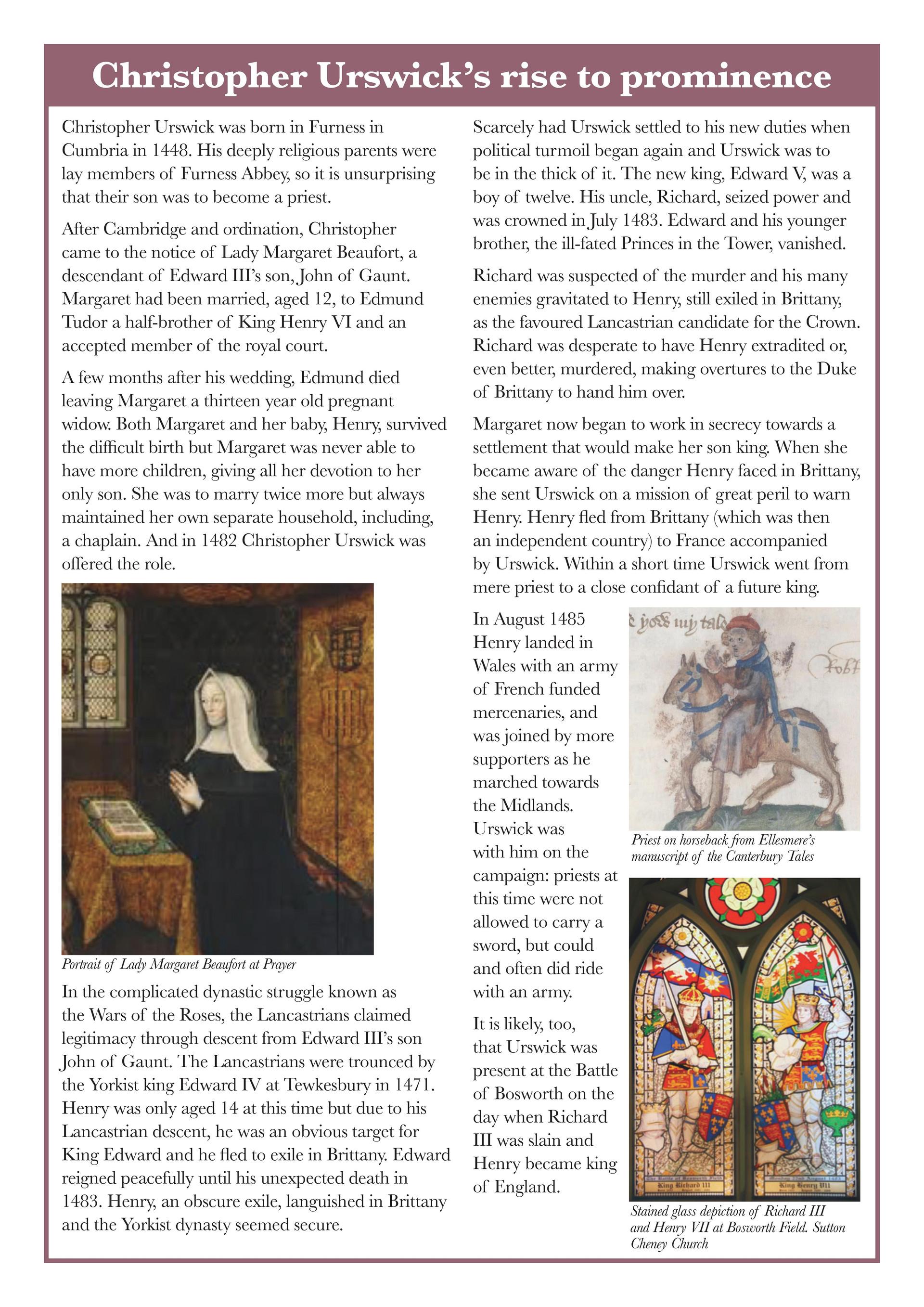 CHRISTOPHER URSWICK'S RESTORATION OF ST. AUGUSTINE'S CHURCH /2