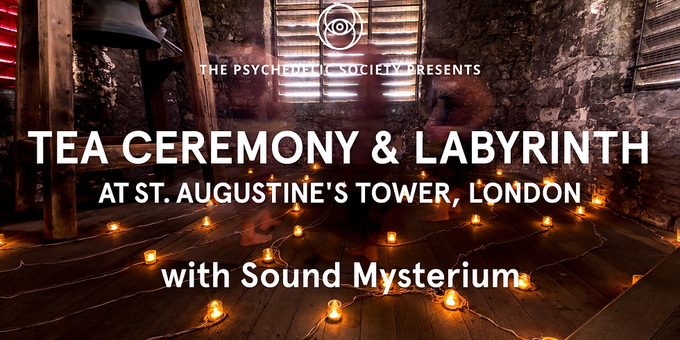 Tea Ceremony & Walking Labyrinth at St. Augustine's Tower