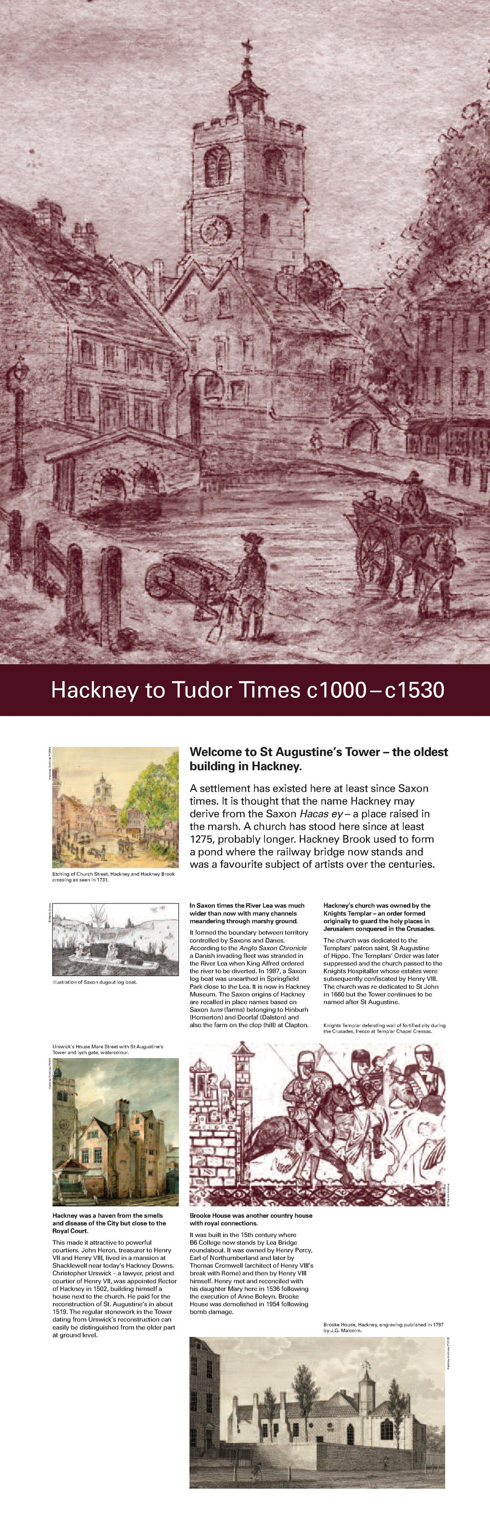 1 HACKNEY THROUGH THE AGES.