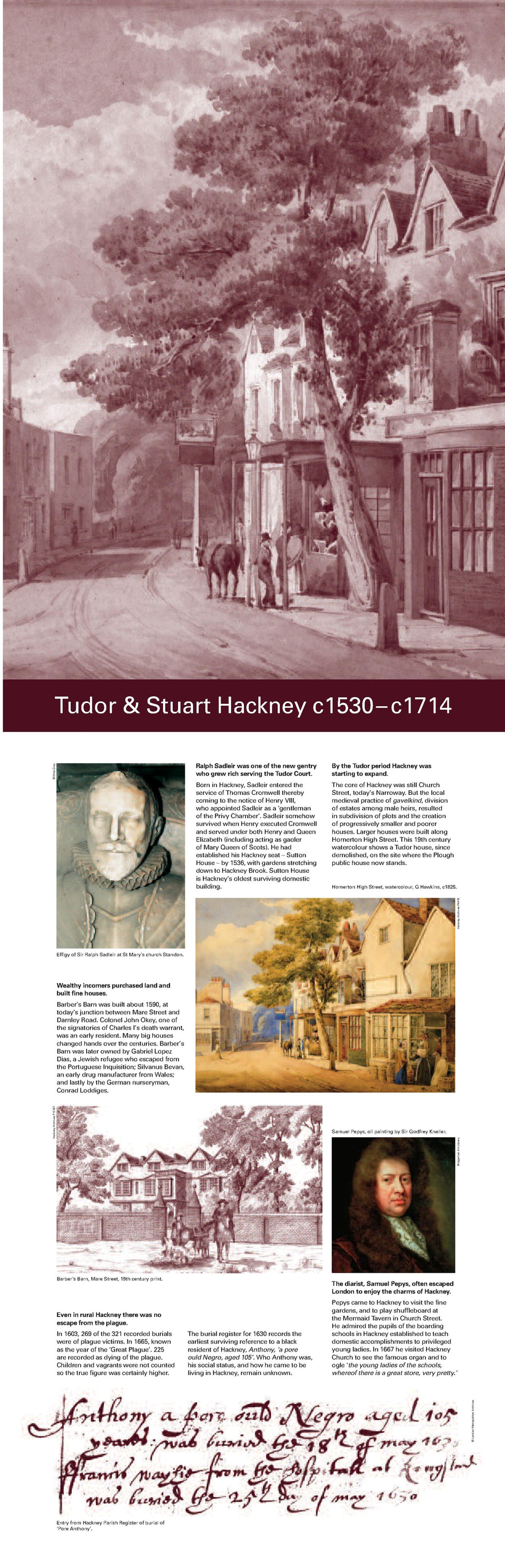 2 HACKNEY THROUGH THE AGES