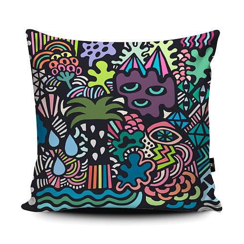 Jungle Cushion Design