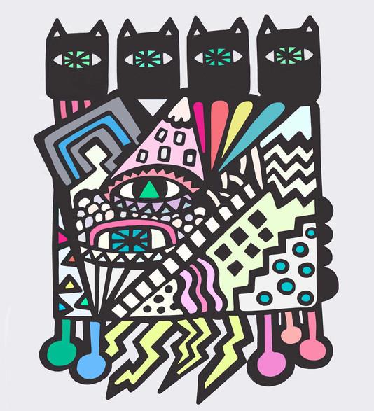 Voodoo Cats