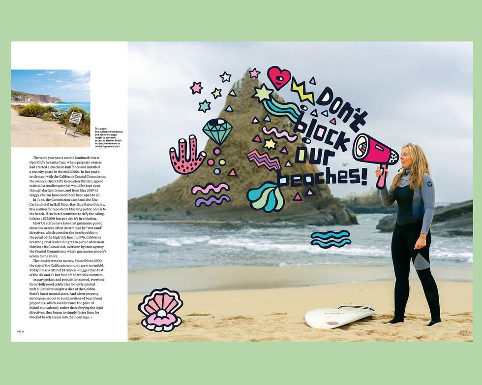 Norwegian Airlines Magazine