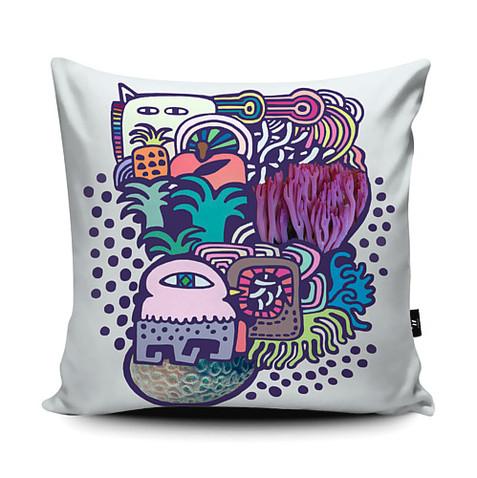 Under The Sea Cushion Design