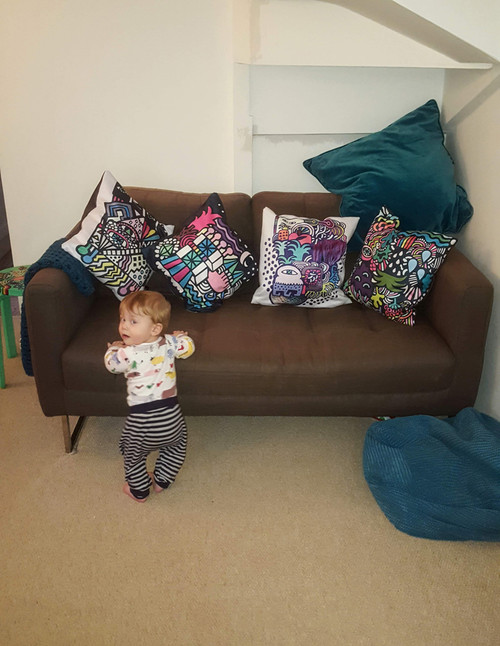 Ery Scatter Cushions