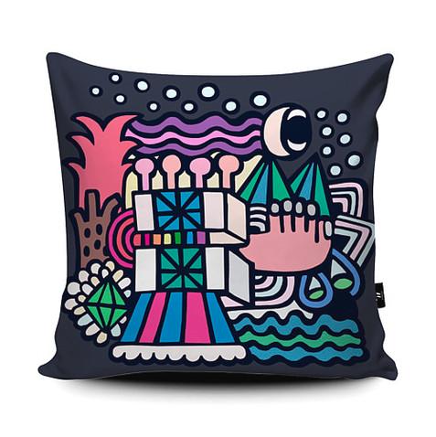 Jelly Eye Cushion Design