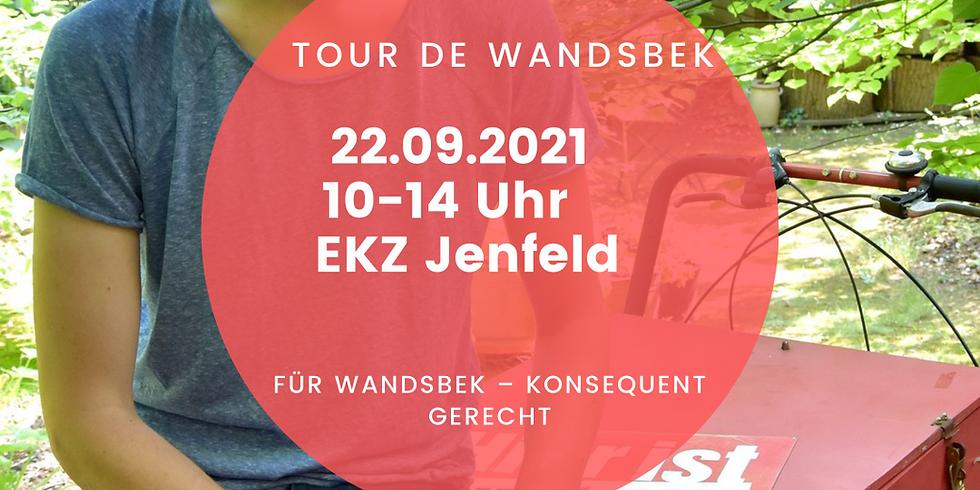Infostand: EKZ Jenfeld