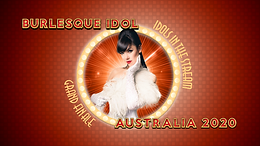 Burlesque Idol Grand Finale 2020