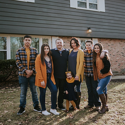The Korzeniewski Family