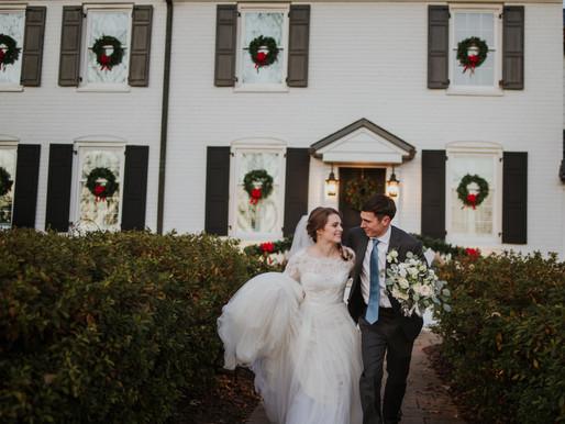 Emily + Tanner: Winston-Salem, North Carolina Wedding