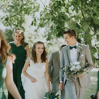 Aaron & Hannah's Wedding