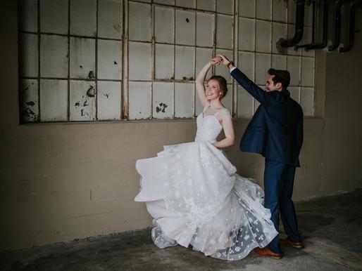 Lydia + Michael: Rockford, IL Wedding