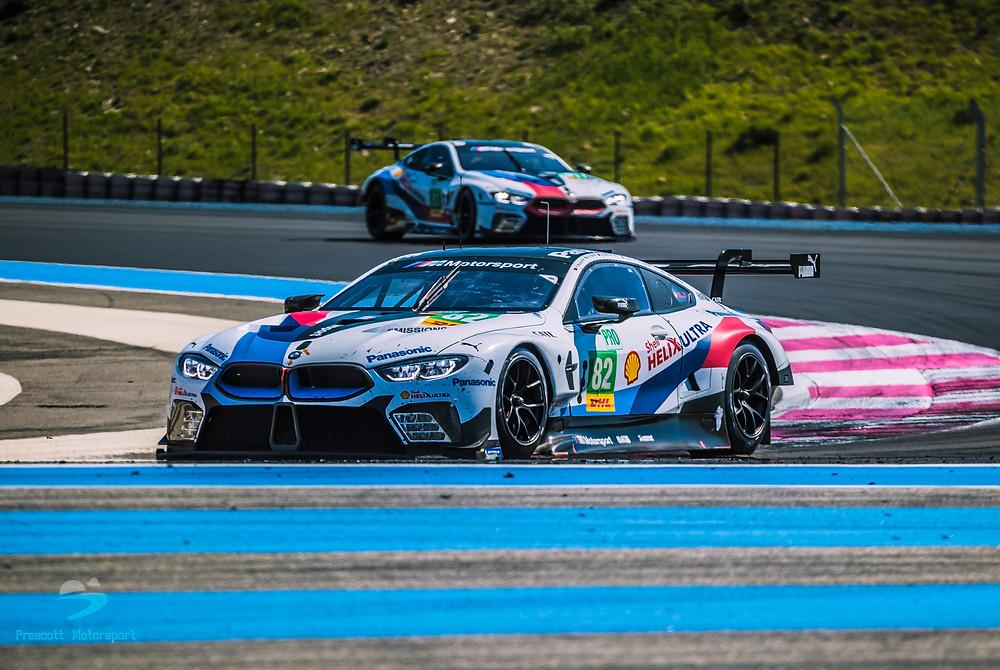 GTE Pro BMW M8 GTE MTEK