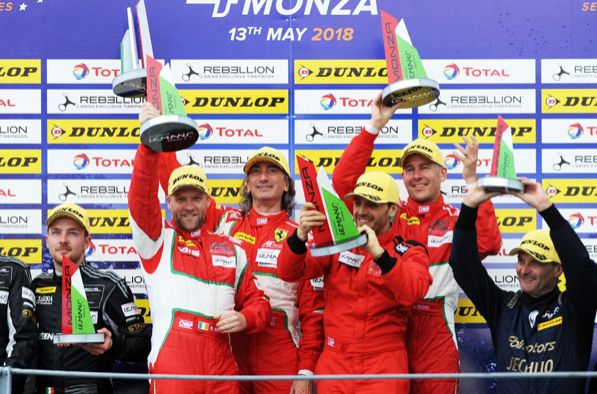 Spirit of race win ELMS Monza