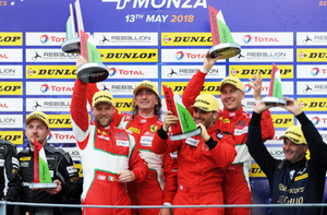 Spirit of race win ELMS Monza