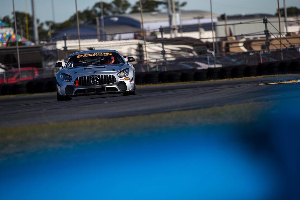 TeamTGM Mercedes at the Roar 2018