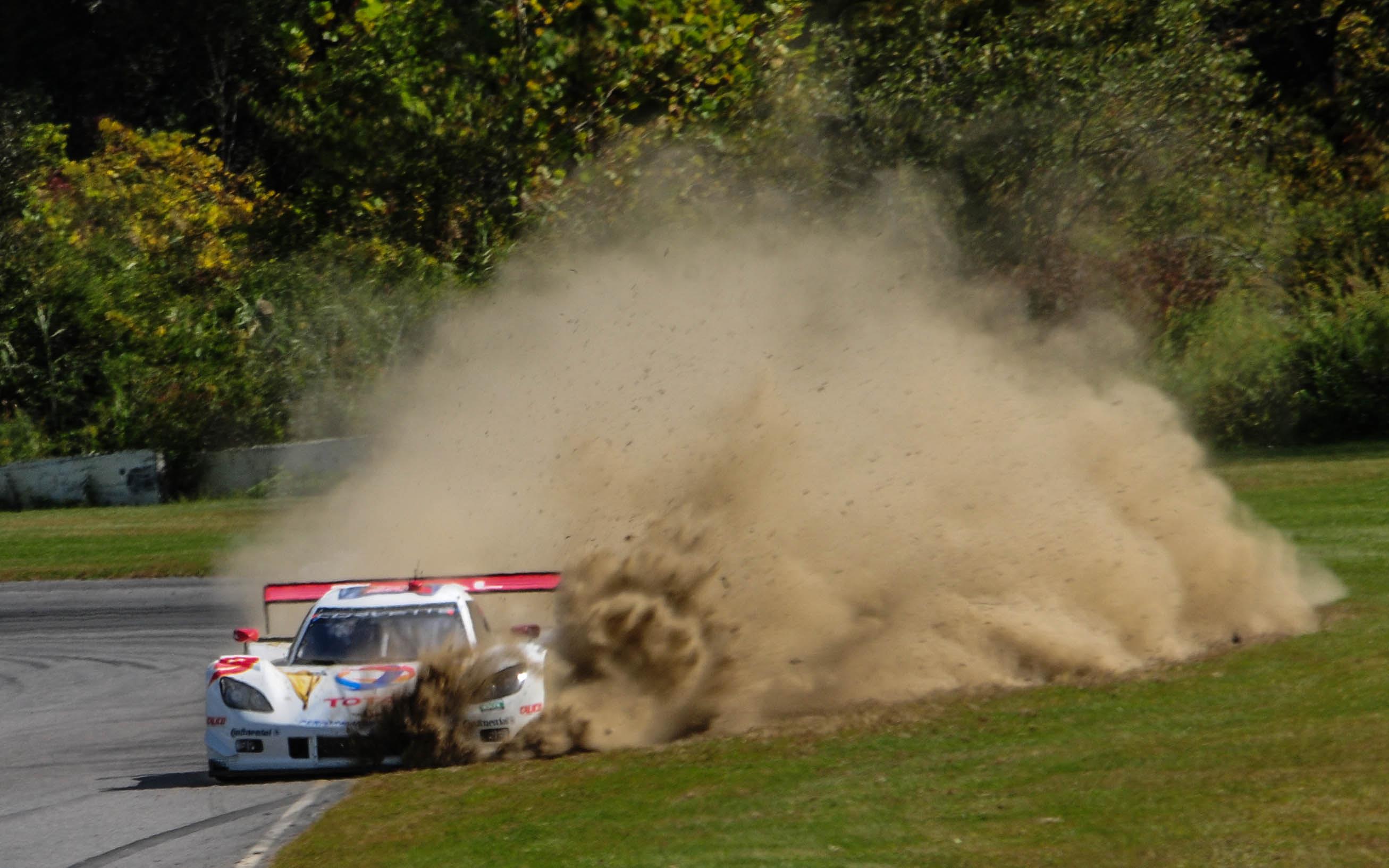 Dirt Plow: 2013 Grand Rolex Sports C