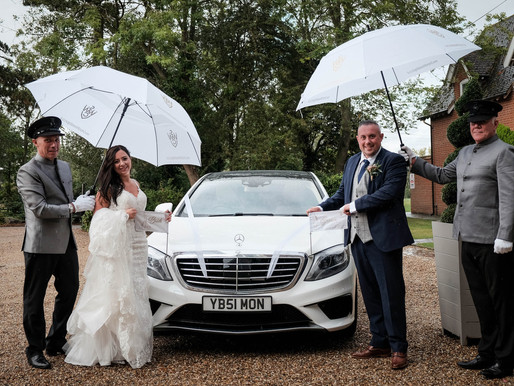 What's your perfect wedding car?