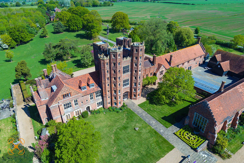 Layer Marney Tower, Essex (Not for sale!)