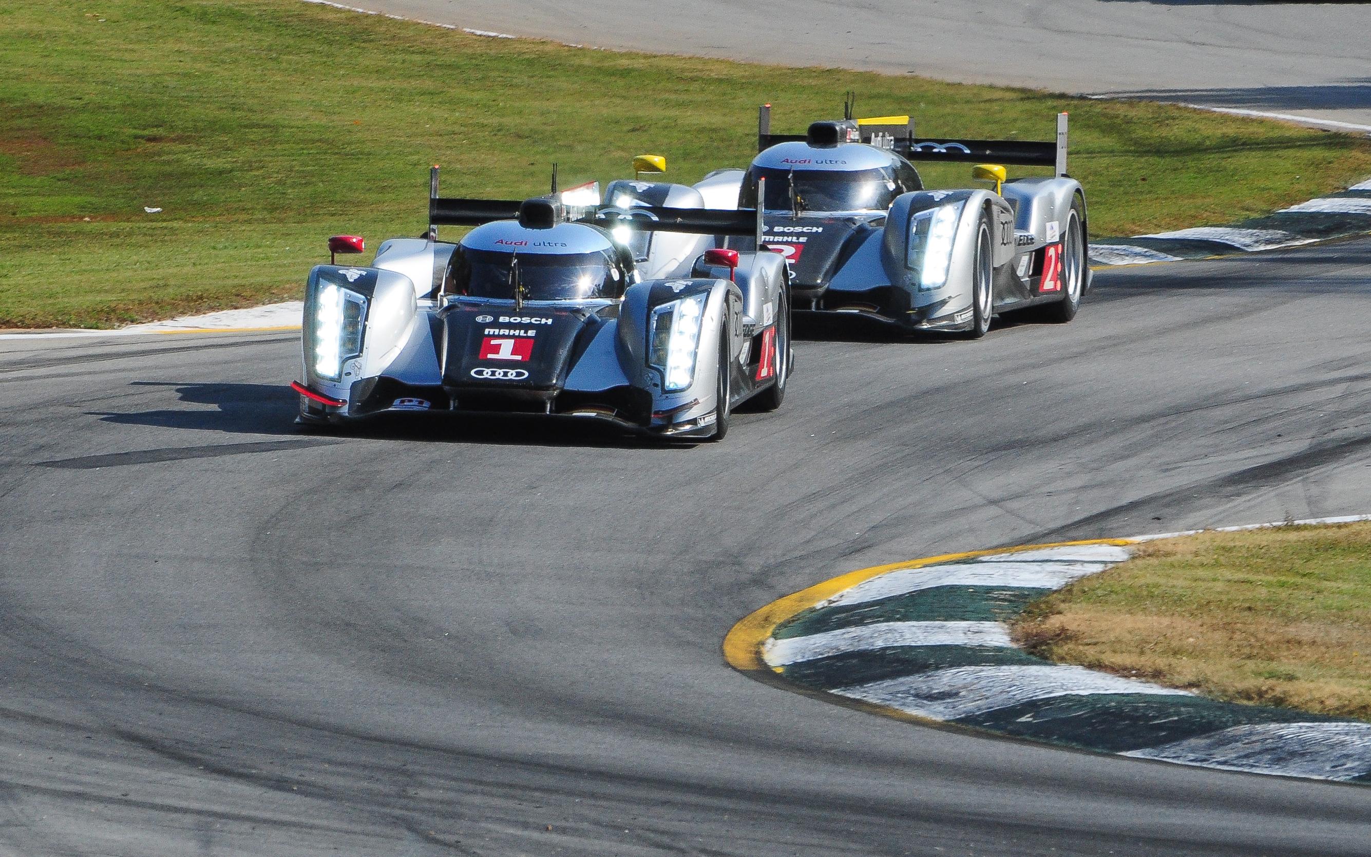 Audi Power: 2011 Petit Le Mans at Ro