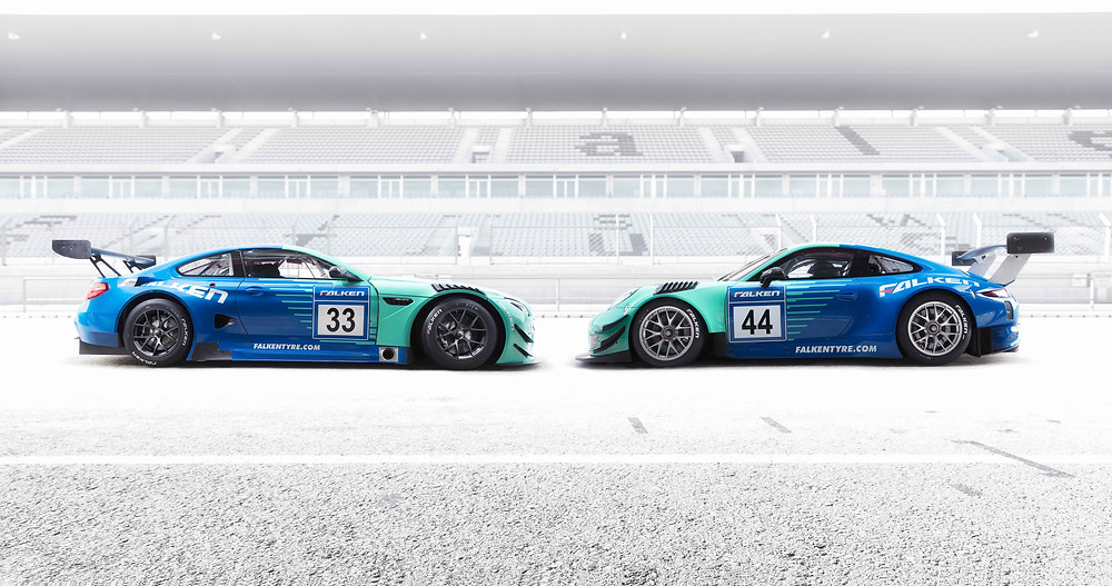 Falken BMW and Porsche to race Nuburgring 24