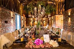 Wedding Barn at Old Hall