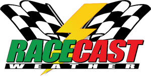 Racecast Weather Logo