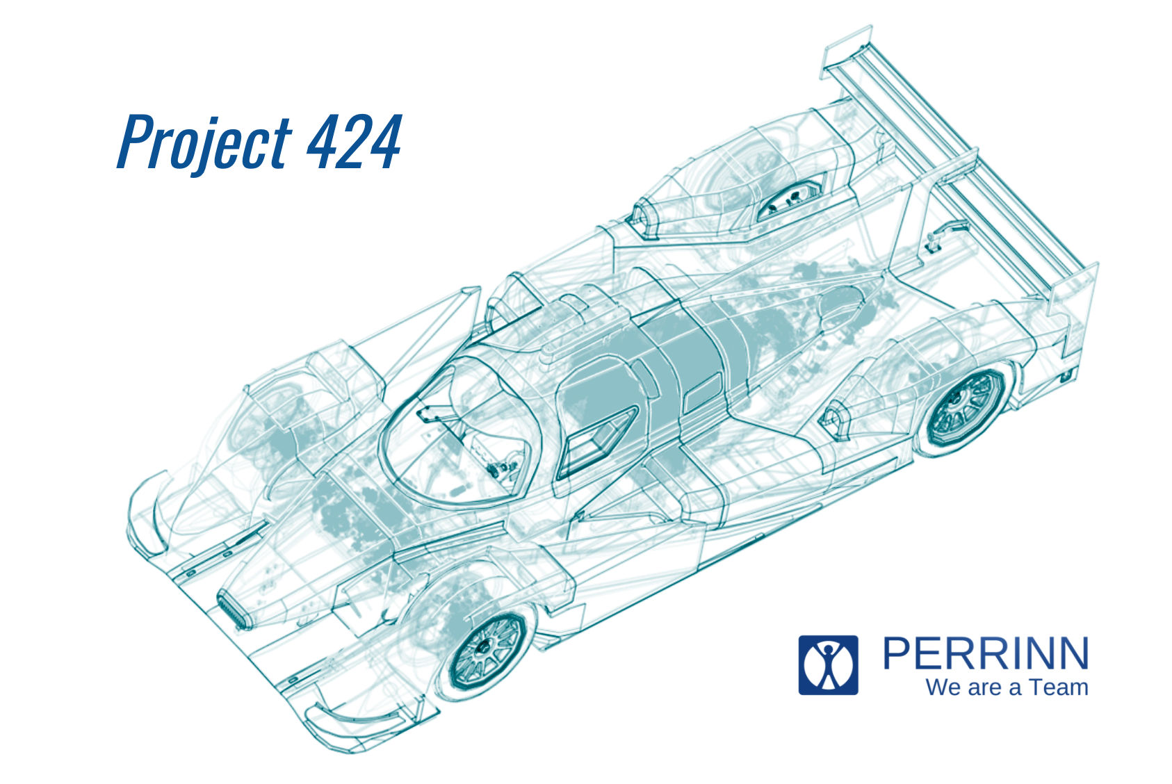Perrinn 424 electric car is ready to be built.
