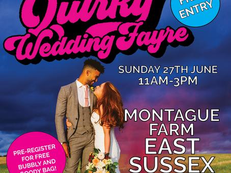 Montague Farm Quirky Wedding Fayre