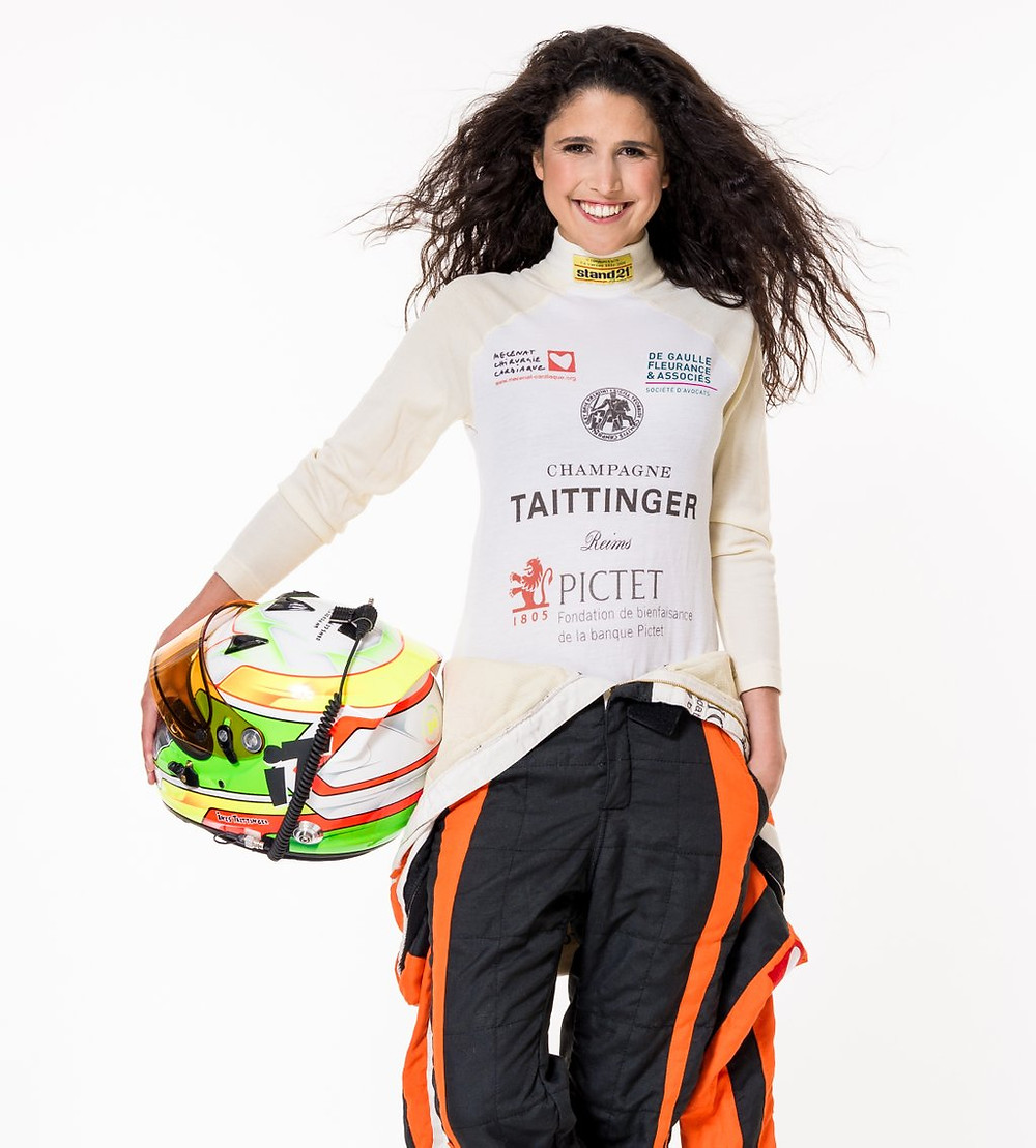 Ines Taittinger - Pegasus Racing