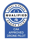 CAA Approved Wedding Drone Pilot