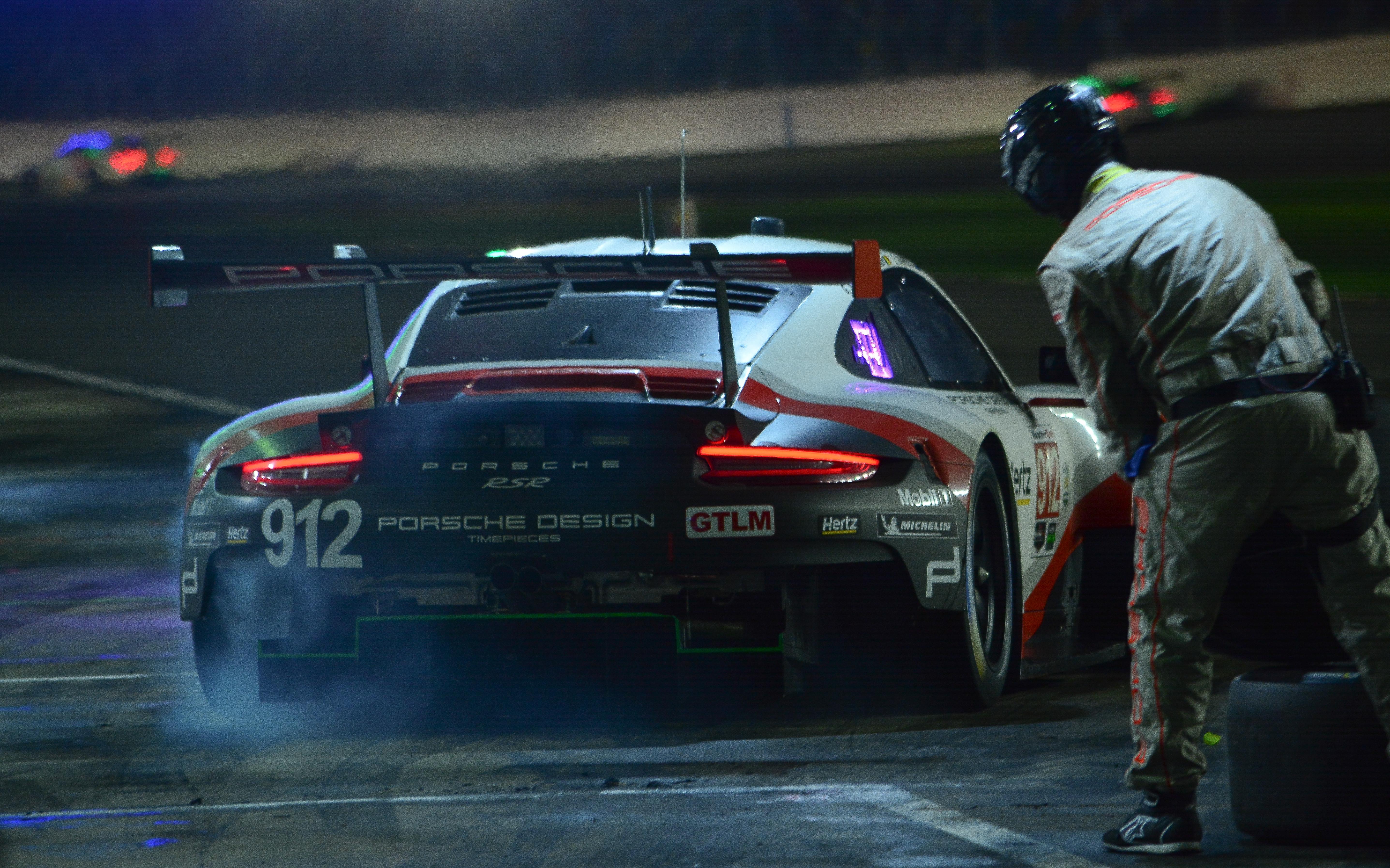 Porsche Exit: 2018 Rolex 24 at Dayto