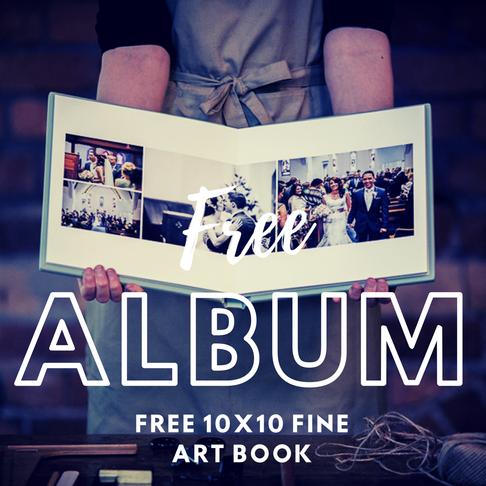 Free Wedding Albums!!!