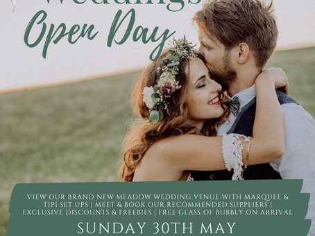 Meadow Weddings Open Day