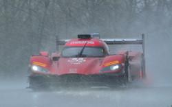 Soaked Mazda: 2018 IMSA Grand Prix o
