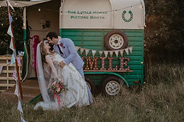The Little Horse Picture Booth