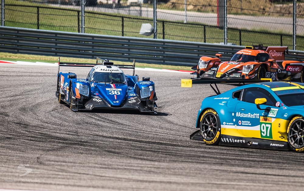 #36 Signatech Alpine FIA WEC COTA