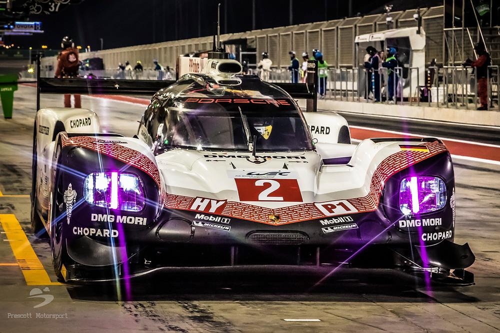 919 Porsche LMP1