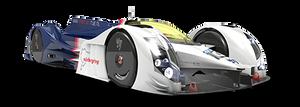IM01 Hybrid racecar