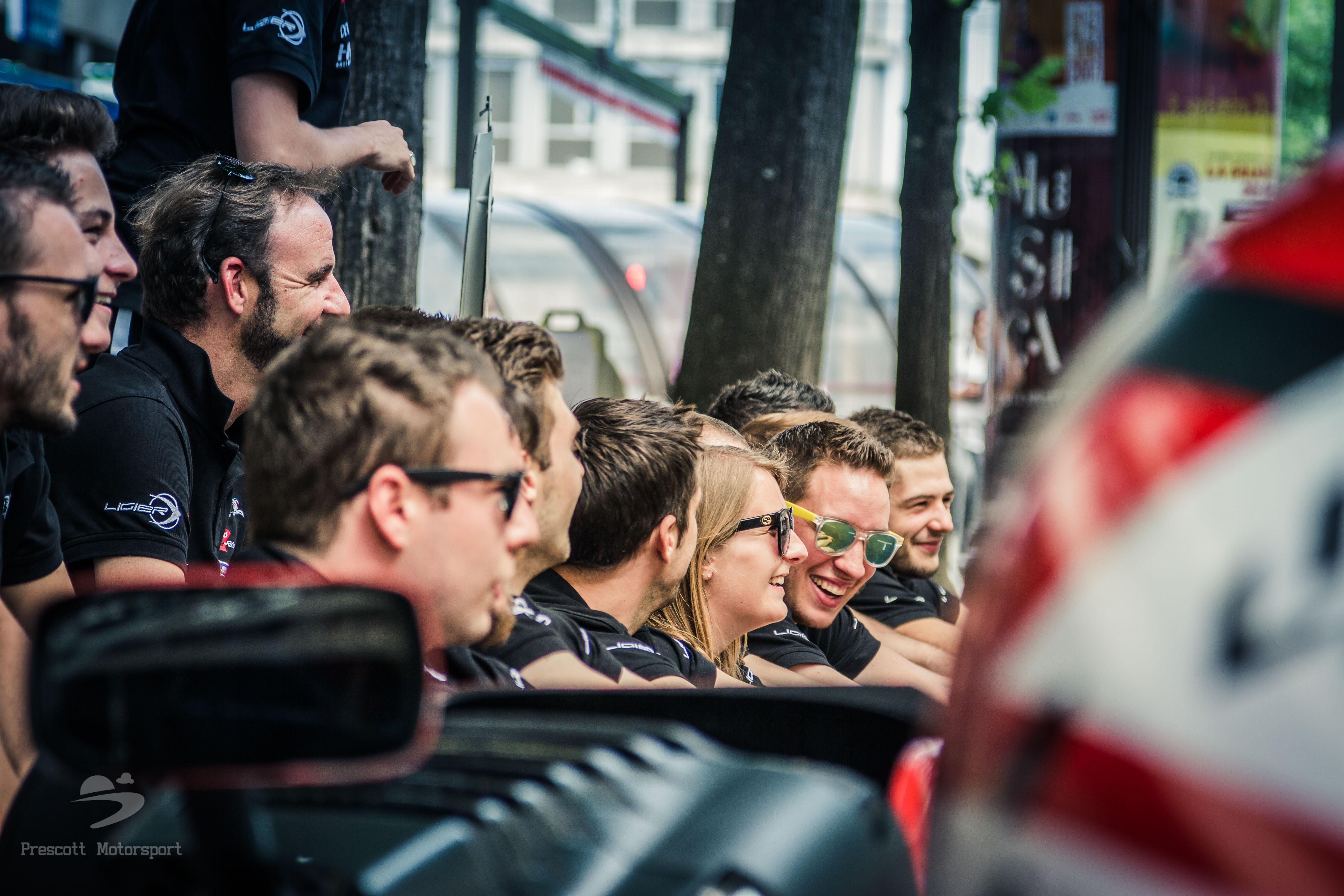 Le Mans Teams