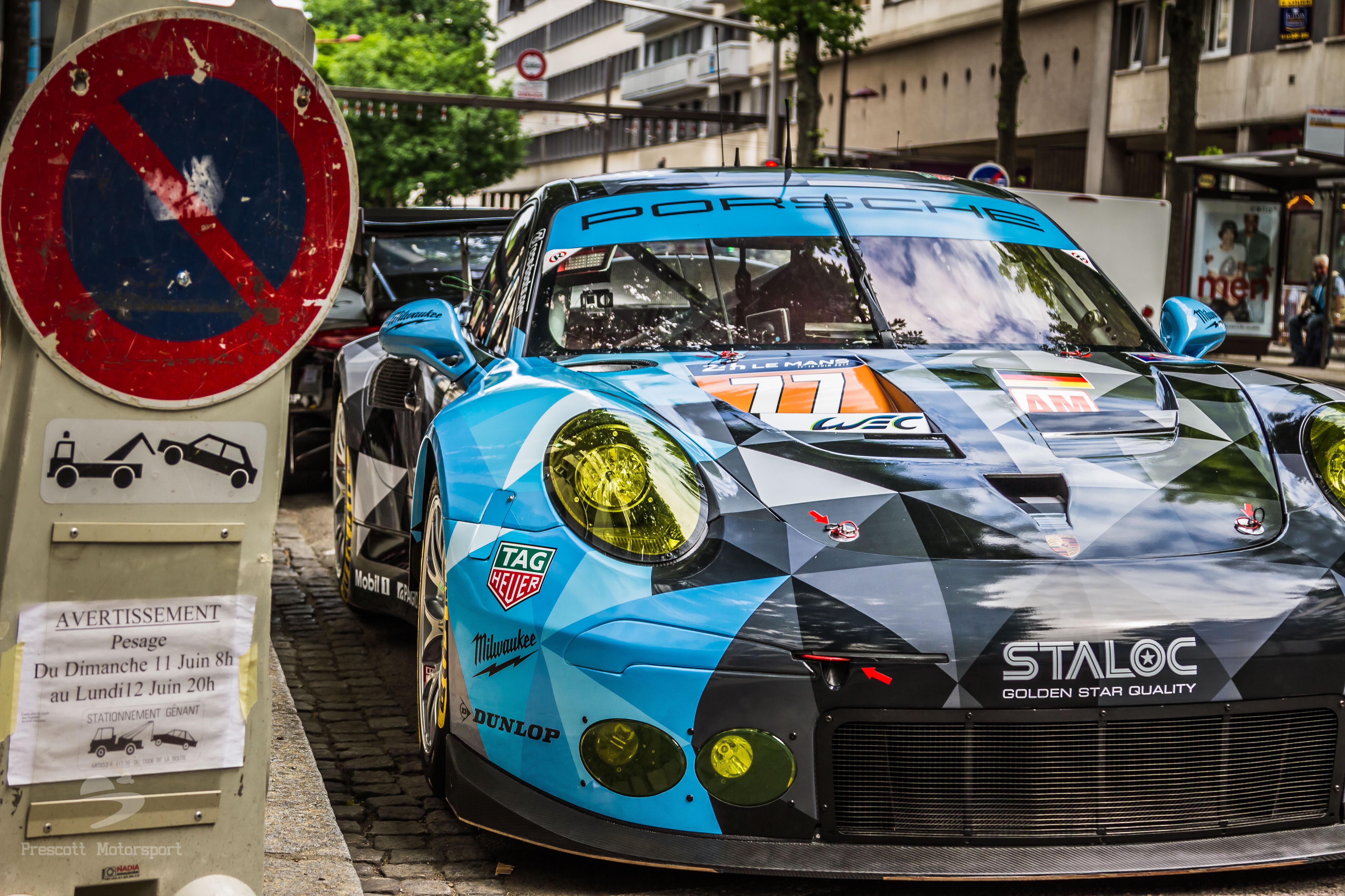 Proton Porsche