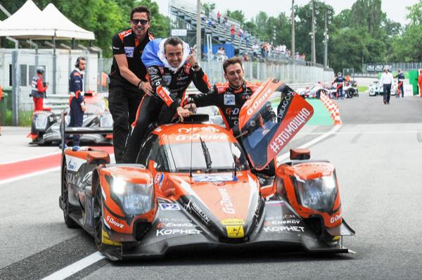 G-Drive win ELMS Monza