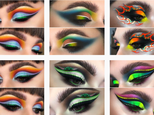How to achieve the perfect eyeshadow