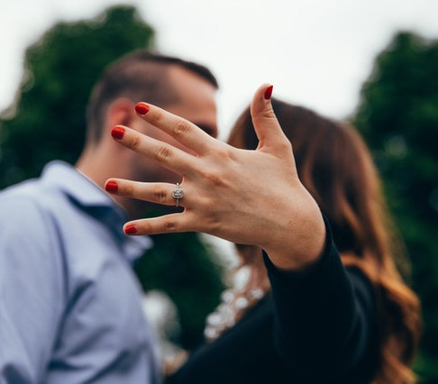 Engagement shoots are back!