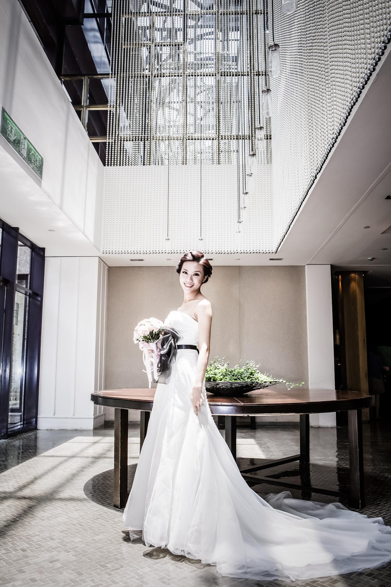 Grand Hyatt Taipei 君悅酒店結婚