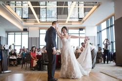 2017 Wedding Day in Marriott Hotel